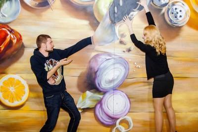 Иллюзорро, Галерея иллюзий в Новосибирске
